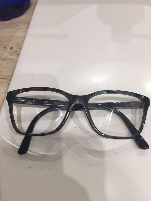 49d01da617 Montura gafas Dolce Gabbana, mujer de segunda mano por 20 € en ...