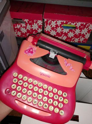 Máquina de escribir BARBIE