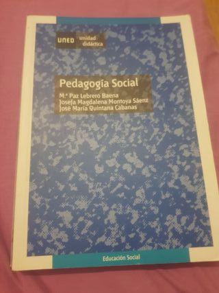 pedagogía social uned
