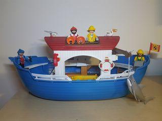 Playmobil pesquero custom