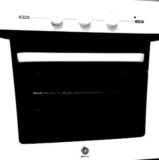 Horno Balay electrico con cocina de gas