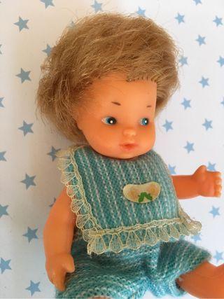 Muñeco Espumita