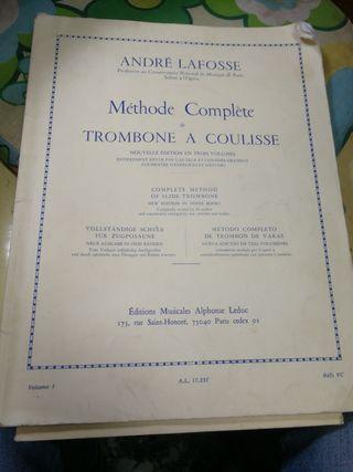 Méthode Complète de trombone a coulisse