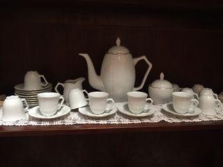 Juego de café Fine Royal porcelain