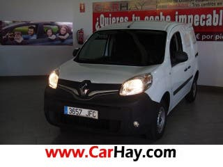 Renault Kangoo Furgon dCi 75 Profesional 2014 Gen5 55 kW (75 CV)