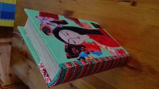 Caja libro. Nueva
