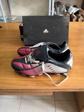 botas de fútbol Adidas talla 40 2/3