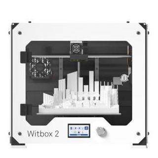 Vendo impresora 3D BQ Witbox 2