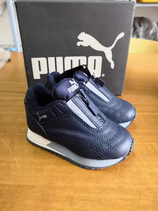 zapatillas niño Puma talla 22