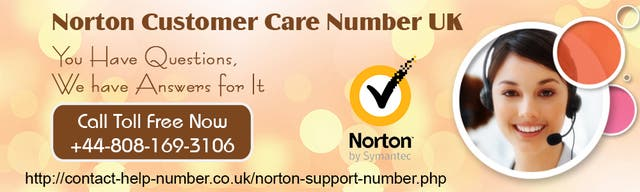Norton Support Number @0808-169-3106