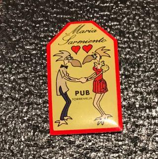 Pin Pub MARIA SARMIENTO Torrevieja