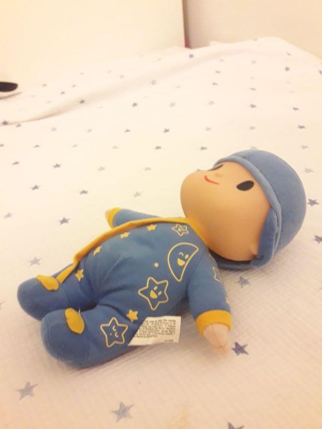c259902ac533 Muñeco pocoyó para dormir a tu bebé de segunda mano por 7 € en San ...