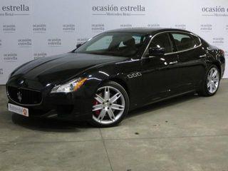 Maserati Quattroporte 3.0 V6 Diésel 275cv