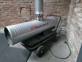 Calefactor Cañon Industrial