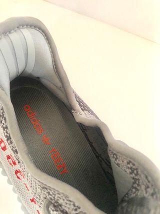 Adidas Yeezy Boost 350 V2 Beluga Grey UK9