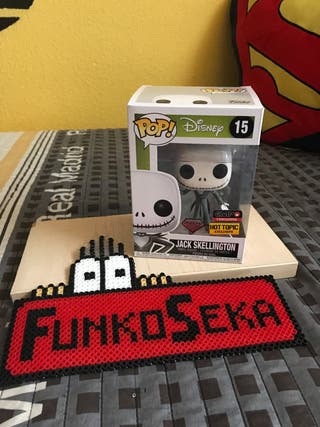 Funko Pop Jack Skellington Diamond