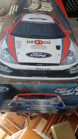 Coche Radio Control Ford Focus WRC 2002