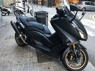 Yamaha Tmax 530 Iron Max ABS- Akrapovic