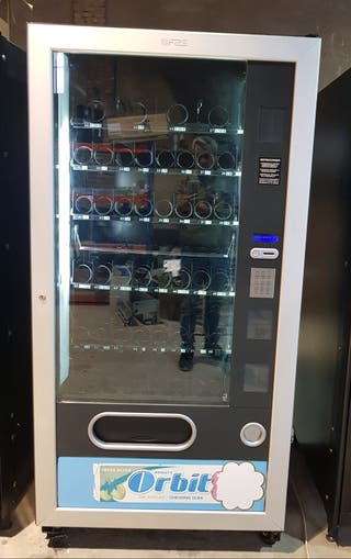 maquina vending fas faster