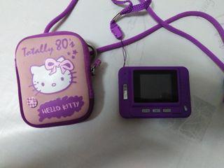 cámara de fotos infantil de hello kitty