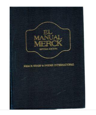 Manual Merck. Séptima Edición