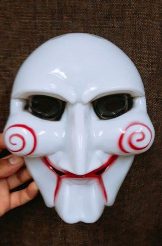 mascara de plastico de JIG SAW
