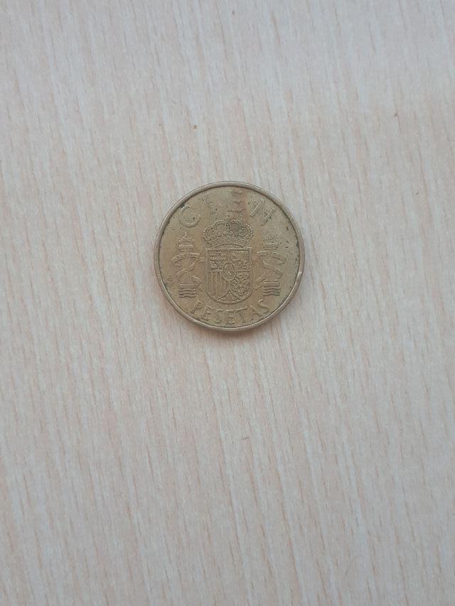 Moneda de 100 pesetas