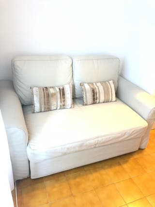 Sofá Ikea Backabro