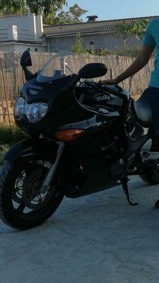 Motos Suzuki Gsx 750 De Segunda Mano En Wallapop