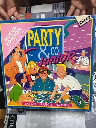 Party junior