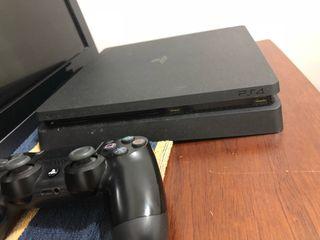 """PS4 y tv 43"""" (vendo o cambio)"""