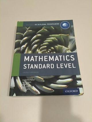 Mathematics standard level IB