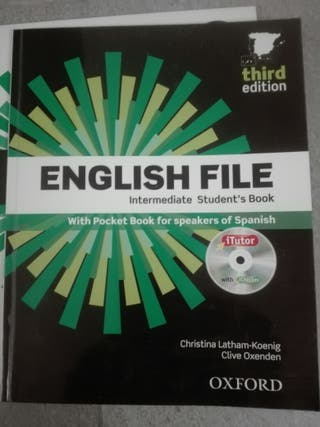 Libros de texto English Intermediate