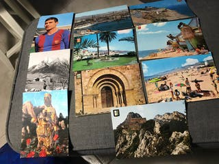 Postales de Cataluña