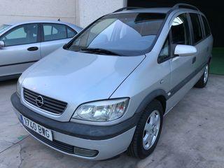 Opel zafira /2.0dti/125cv/2002/230 mil kms