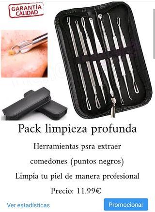 pack limpieza