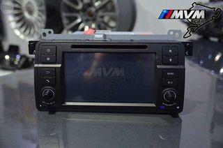 Navegador GPS para BMW Serie 3 E46