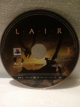 L.A.I.R PS3 (Blu-ray suelto)