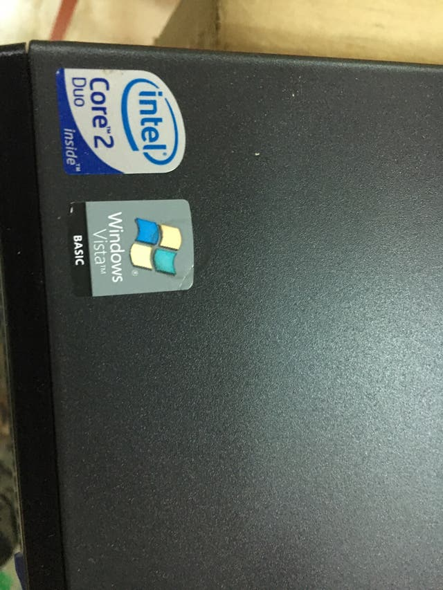 PC sobremesa con licencia de Windows