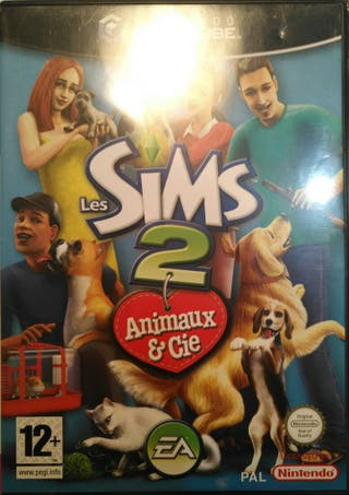 Juego GameCube - Los Sims 2: Mascotas