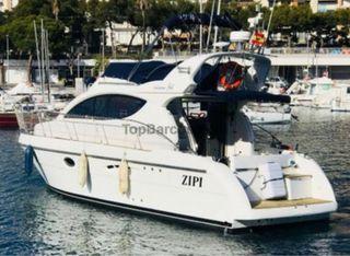 Barco Doqueve 34 2006 Sólo 260H
