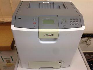 Impresora Lexmark C734dn