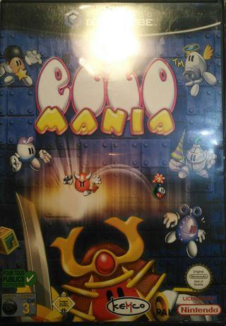 Juego GameCube - Eggo Mania