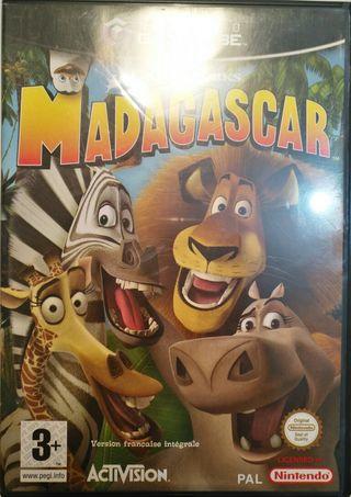 Juego GameCube - Madagascar