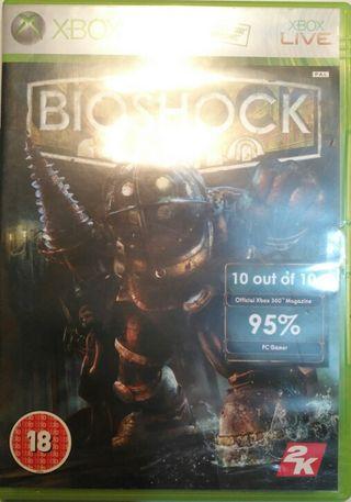 Juego XBOX - Bioshock