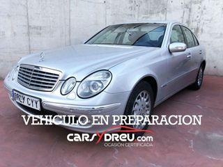 Mercedes Benz Clase E E 240 4MATIC ELEGANCE AUTO