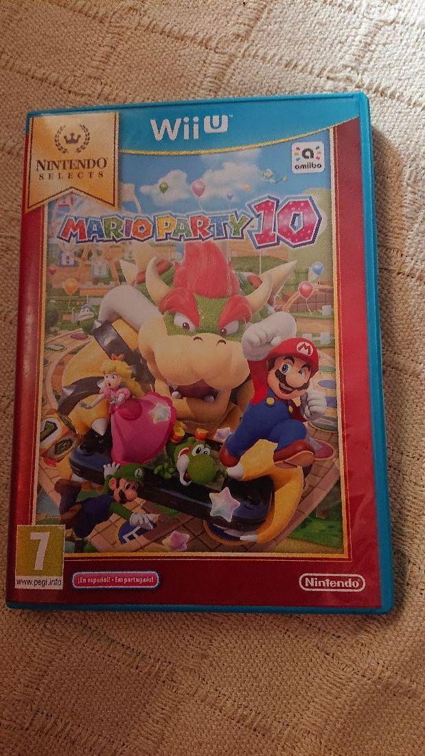 Juego Wii U Mario Party 10 De Segunda Mano Por 20 En Abrera En