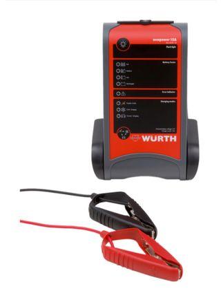 Cargador baterías inteligente Wurth