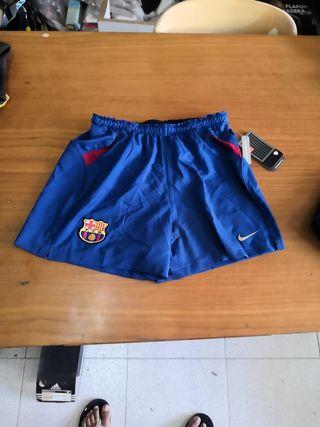 pantalón niño FC Barcelona talla XL 14-16 años