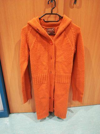 abrigo de lana berska tallaM